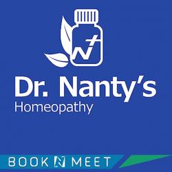 Dr Nantys Homeopathy Clinic,Bangalore,Skin Diseases,Pediatrics,Lifestyle Diseases,Respiratory Diseases,Gastric Diseases,Infectious Diseases,Gynaecology, Hormonal Diseases,Muscular & Skeletal,Thyroid