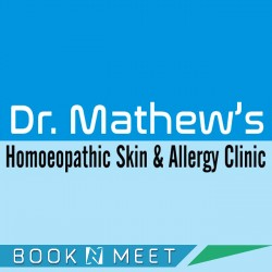 Dr Mathews Homoeopathic Skin and Allergy Clinic,Kottayam,