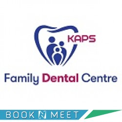 KAPS FAMILY DENTAL CENTER,Ernakulam,Smile Make Over, Hollywood smile, Cosmetic Dentist, Laser Dentist, Veneers, Bleaching, Invisalign
