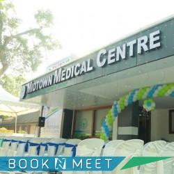 Midtown Medical Centre,Ernakulam,Diabetology,Internal Medicine,Cardiology,Diabetes,Ophthalmology