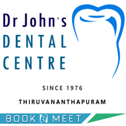 dr johns dental centre,Thiruvananthapuram,Oral Surgery, Root Canal Therapy, Denture, Dental Implants, Orthodontics, Full Mouth Rehabilitation