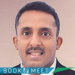 Dr.Binu T Abraham,Dentistry,Dental Surgeon, Implantologist,Ortho Dental Surgeon,Ernakulam,Booknmeet