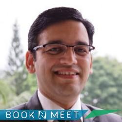Dr.Vivek  A Saraf,Gastroenterologic,Gastroenterologist, Gastroentrology Surgeon,Ernakulam,Booknmeet