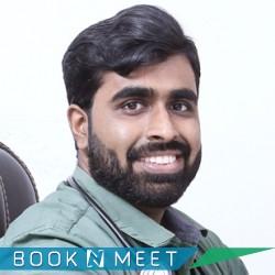 Dr.Hashik Muhammed,Diabetology,Diabetologist,Ernakulam,Booknmeet