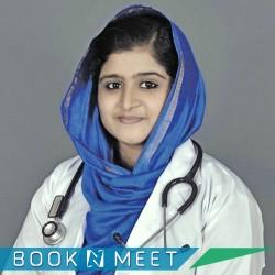 Dr.NISHANA N R,Homeopathy,,Thiruvananthapuram,Booknmeet