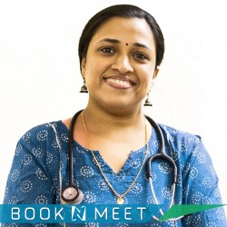 Dr.Thushara k kalarikal,Homeopathy,,Chennai,Booknmeet