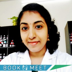 Dr.Bhavya V S,Homeopathy,Homeopathy,Thrissur,Booknmeet
